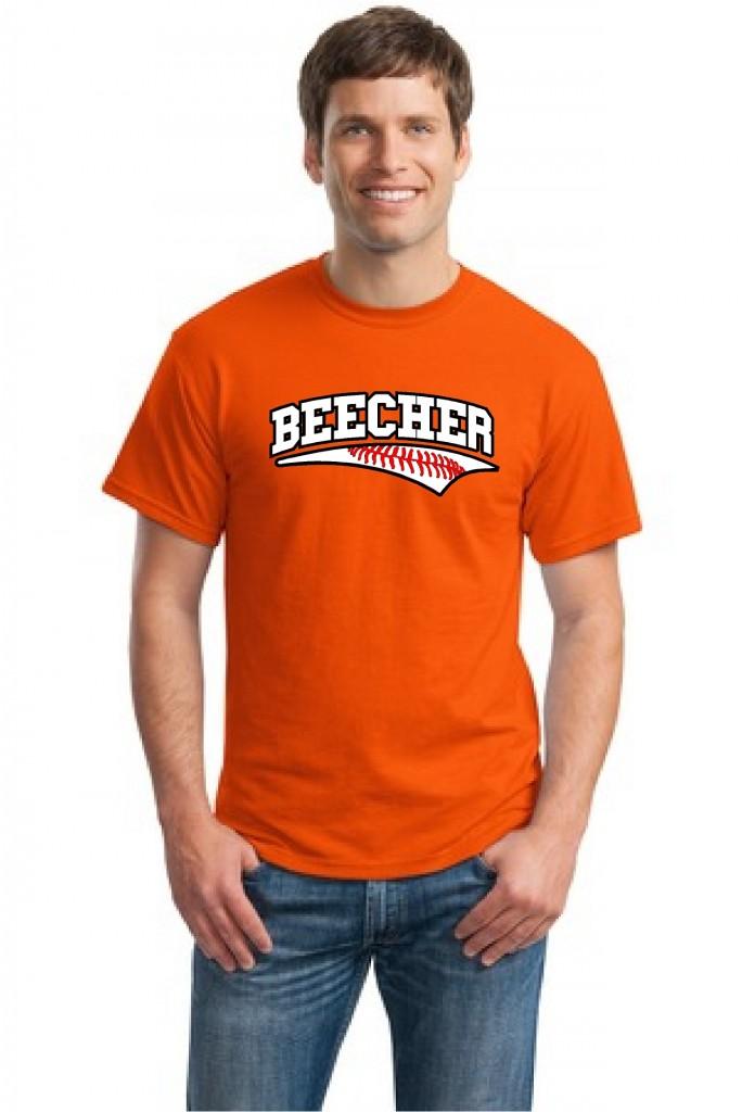 Beecher Baseball Tee